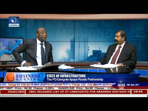 We Have Invested Over $1bn On Power In 17 Years - Dangote |Business Morning|