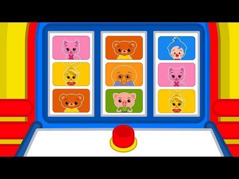 O Botão Mágico do Herói #2   Brinquedos & Canções para Crianças
