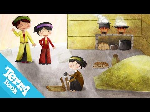 Truyện cổ tích - Tấm Cám phần 1 - Terrabook