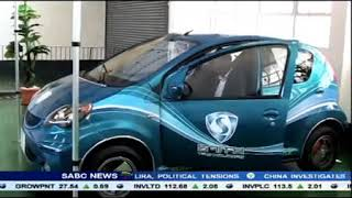 AMAZING INVENTION :ELECTRIC CAR THAT IS POWERED BY RADIO SIGNALS