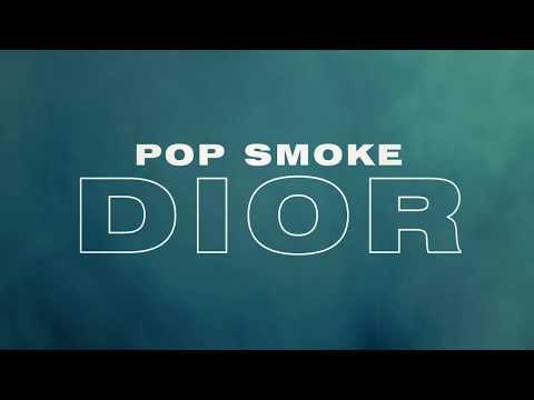 POP SMOKE – DIOR (Official Lyric Video)