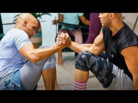 Download Handsome Brothers, Boris Kodjoe & Patrick Kodjoe - Fitness & Fashion