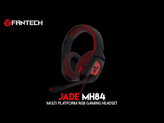 JADE MH84 MULTI PLATFORM RGB GAMING HEADSET