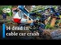 Italian authorities investigate cause of cable car crash | DW News