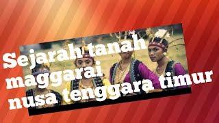 Sejarah suku manggarai