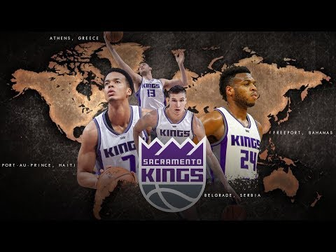 Can the Sacramento Kings become the world's team in the near future?