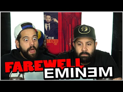NO GAMES!! BROOOO!! Music Reaction | Eminem - Farewell