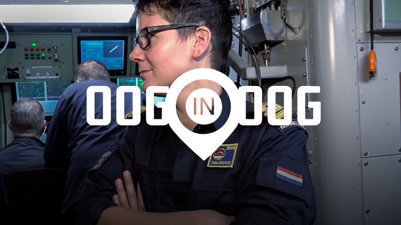 Werken als vrouw bij de Onderzeedienst | Oog in Oog