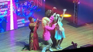 Hey Kitty Girl All Stars 3 Live - Trixie, Shangela, Bebe, Kennedy