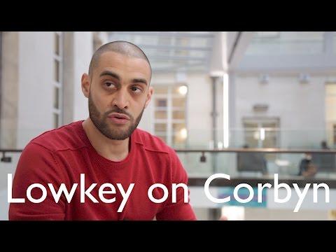 EXCLUSIVE: Lowkey on Corbyn