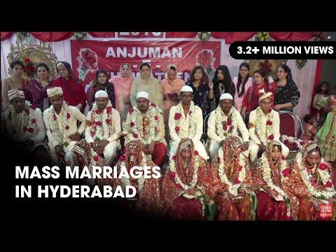 Anjuman e Khawateen organised Mass Marriages