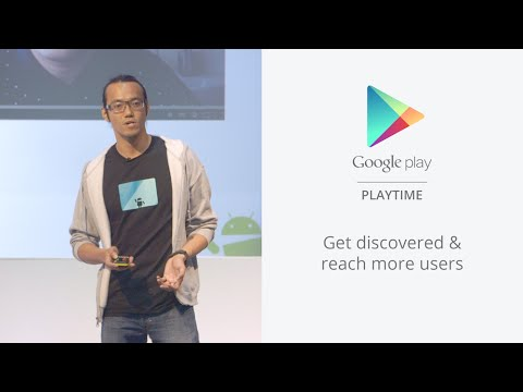Playtime Europe - Get discovered & reach more users
