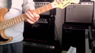 Fender Deluxe 85 amp