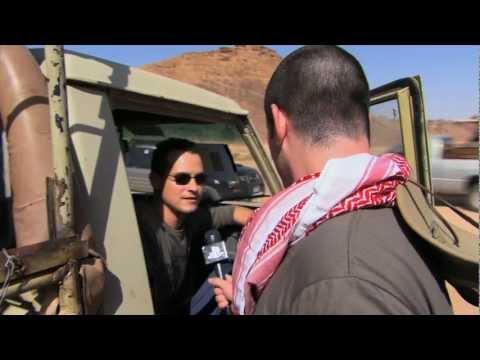 Uncharted 3 Treasure Hunt in Jordan