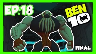 Ben 10 Protector of Earth - Final #18
