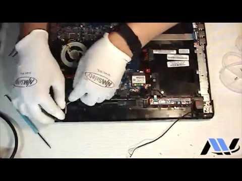 Техническое обслуживание / Maintenance # 00005 – SONY VAIO SVE151D11V
