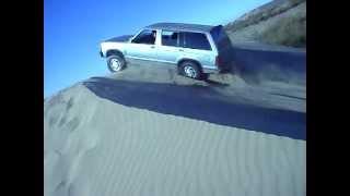 blazer s10 4x4(playa bellavista 2011)