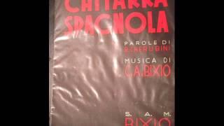 Gilberto Mazzi - Chitarra Spagnola (con Testo).wmv