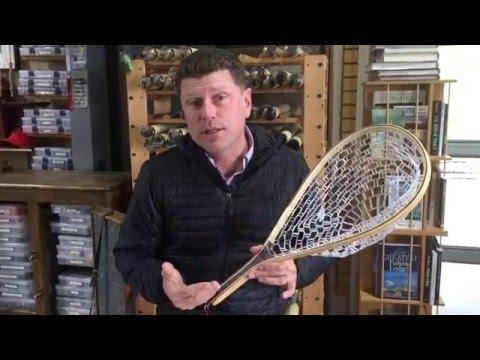 The Leland Fly Fishing Landing Net