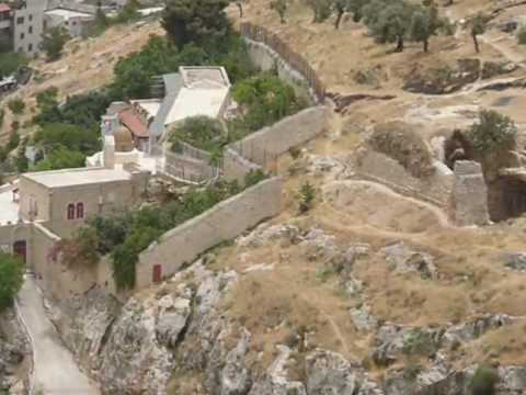 Tania Kassis interpretation about Jerusalem 0001