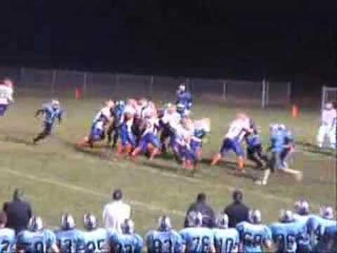 Darren Mann High School Highlights