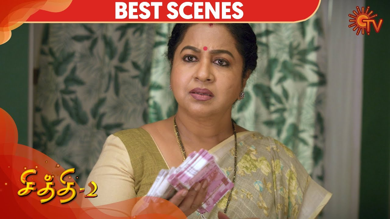 Chithi 2 – Best Scene | Episode – 51 | 25th March 2020 | Sun TV Serial | Tamil Serial