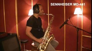 TENOR saxophone Mic Shootout