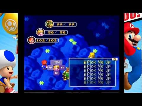 Let's Play Super Mario RPG: Legend of the Seven Stars - Part 19 (Mushroom Kingdom to Seaside Town)