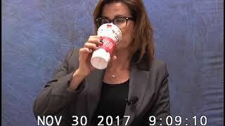 Deposition of Wendy Mitchell - 11/30/17