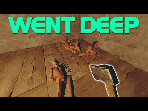 GOING DEEP + The MACE of Destiny - Rust