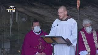 Messe du mercredi 24 février à Lourdes