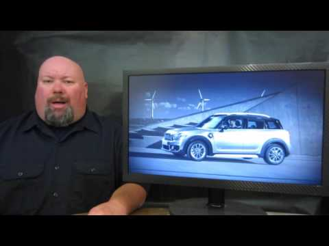 Volkswagen Atlas. Mini's 1st Plug-In Hybrid. ROC In America. Knight Rider Return?