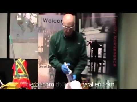 CenturyVallen Body Fluid Cleanup - Vomit