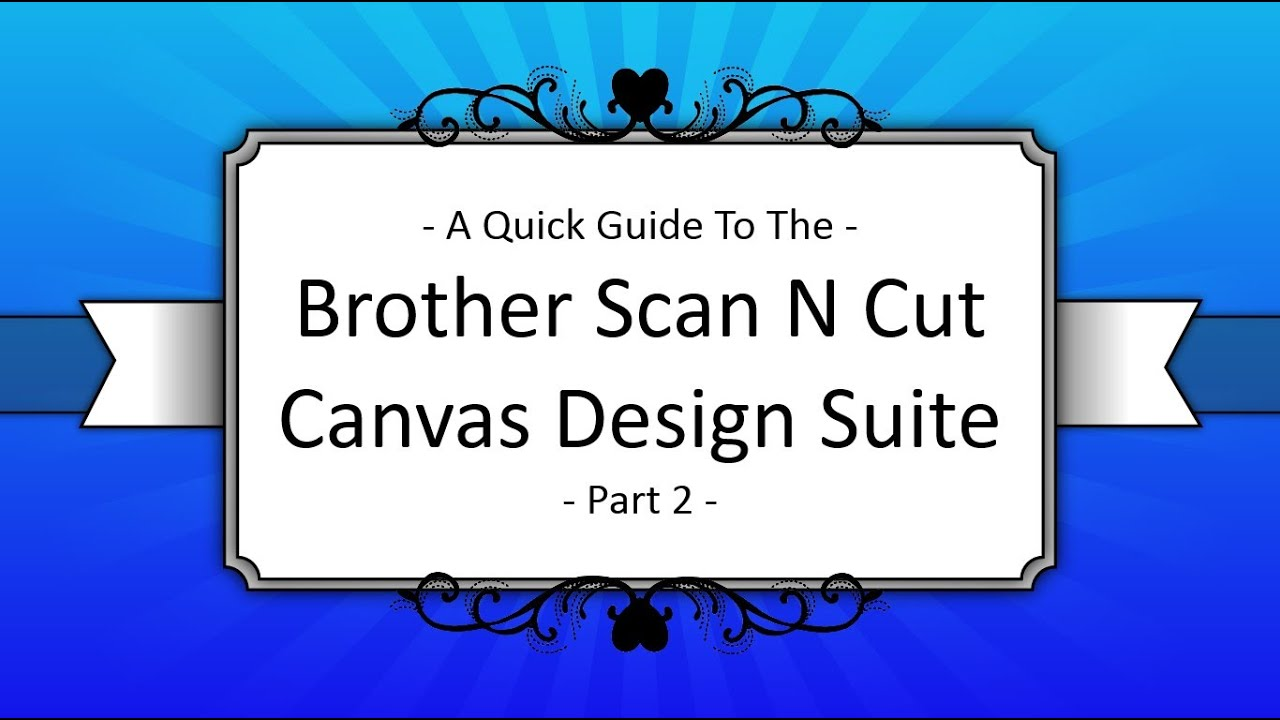 Download Converting SVG Files In Scan N Cut Canvas For Use With The ...