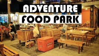 Next Taste: Adventure Food Park at New Manila!