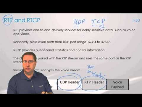 Real-Time Transport Protocol (RTP) In VoIP