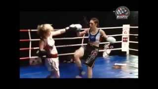 Бой Анжелы Тахировой