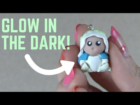 Our Lady of Grace Chibi Charm Tutorial