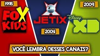 VOCÊ LEMBRA DESSES CANAIS DE TV? O que aconteceu com Fox Kids/Jetix?