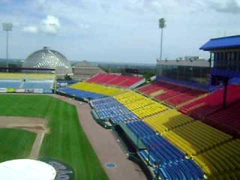 An Empty Rosenblatt Stadium