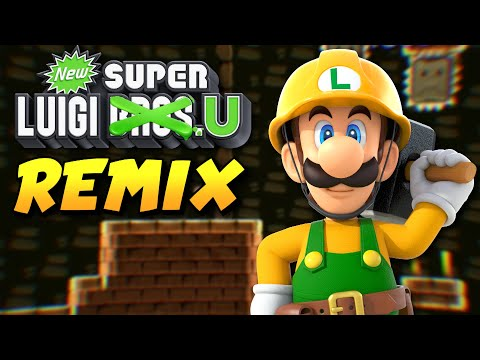 Thumbnail: New Super Luigi U Remade in Super Mario Maker