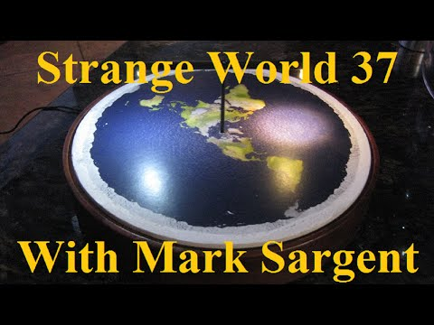 Flat Earth Resolve - Holiday Mail Bag - SW37 - Mark Sargent ✅