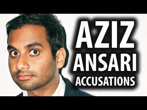 Male Feminist Aziz Ansari's Assault Allegations