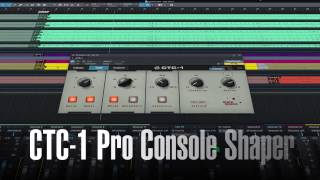 CTC1 Pro Console Shaper for Studio One