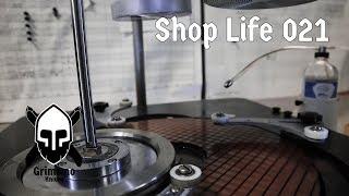 Lapping Shiny Parts Pt. 2 - Shop Life 021