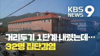 경기 광주 재활병원서 30여 명 확진…곳곳 산발적 집단감염 / KBS뉴스(News)