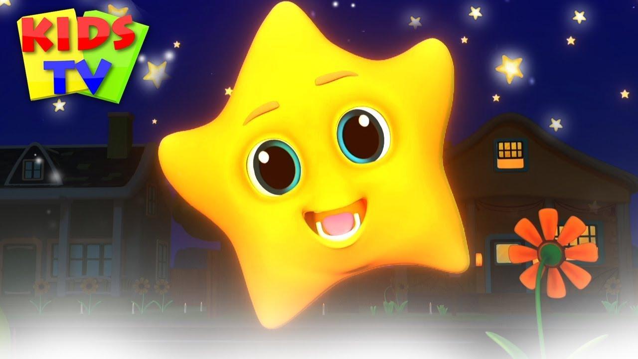 Twinkle Twinkle Little Star   Boom Buddies   Nursery Rhymes & Cartoons for Kids