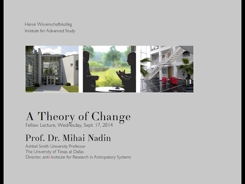 A Theory of Change--The Acorn and the Stone