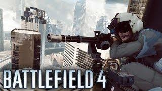 Battlefield 4 Engineer Vehicle DESTRUCTION!! Gameplay LiveStream - BF4 Multiplayer Conquest