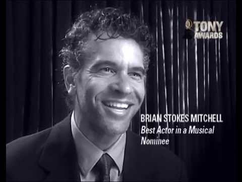 brian stokes mitchell height